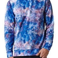 On The Byas Spaceman Sub Crew Shirt - Mens Shirt
