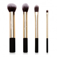 Kissemoji Collection Set 4pcs Foundation brush makeup kit set