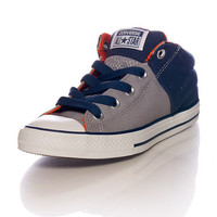 KIDS ALL STAR AXEL MID SNEAKER - Grey - CONVERSE