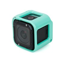 CLOVER Plastic Housing Shell low-profile Frame Protective Cage for GoPro HERO4 Session