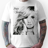 Stay Strong - Demi Unisex T-Shirt