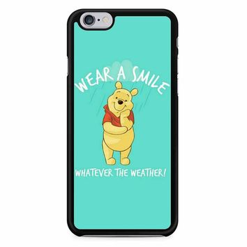 Winnie The Pooh iPhone 6 Case