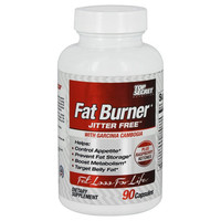 Top Secret Nutrition Fat Burner - Jitter Free - Garcinia Cambogia - 90 Caps