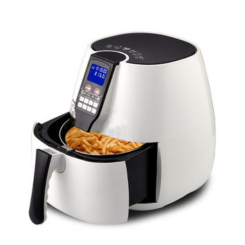 High Quality 220 V Kitchen Appliances Household No Oil Air Electric Fryer No Oil Electric Fry Machine Fried Chicken Wings