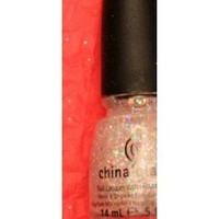 China Glaze Nail Polish, Snow Globe, 0.5 Fluid Ounce