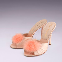 View All Accessories by Agent Provocateur - Elice Mules