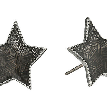 Marc Jacobs Charms Enamel Star Studs Earrings