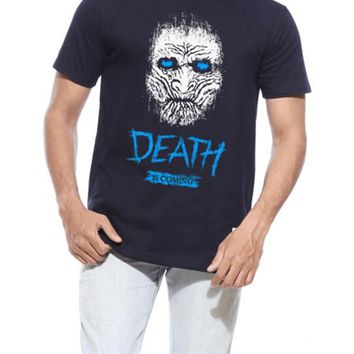 Death Is Coming GOT Half Sleeves T-shirt