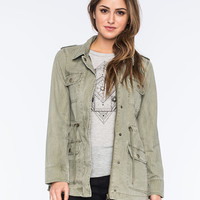 BILLABONG Moon Trek Womens Twill Jacket | Jackets