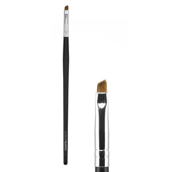Classic Angled Liner Brush Small Natural