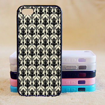 Sherlock Holmes 221B, Custom Case, iPhone 4/4s/5/5s/5C, Samsung Galaxy S2/S3/S4/S5/Note 2/3, Htc One S/M7/M8, Moto G/X