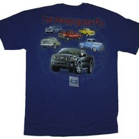 Ford Trucks Always Gotten Fs Automobile Car T-Shirt Tee