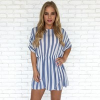 Long Island Wrap Dress