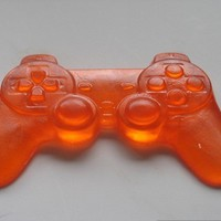 PlayStation game controller glycerin soap energy by Digitalsoaps