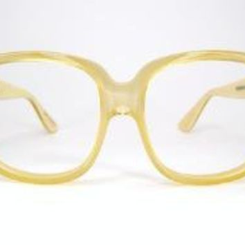 Yellow Emmanuelle Khanh Sunglasses