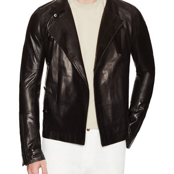 Motorcyle Leather Jacket