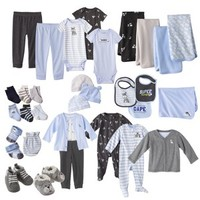 JUST ONE YOU® Made by Carters Newborn Boys' Puppy Collection