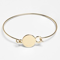 BP. Circle Skinny Bangle (Juniors) | Nordstrom