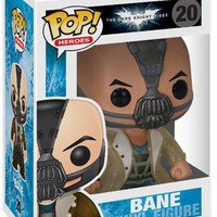 Funko POP Heroes: Dark Knight Rises Movie Bane Vinyl Figure