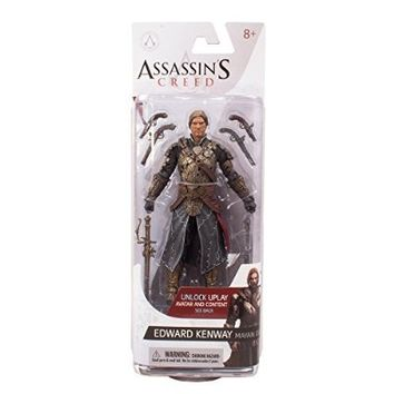 McFarlane Toys Assassins Creed Series 3 Edward Kenway Action Figure
