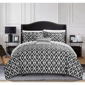 Gabi Bed In a Bag Duvet Set by Chic Home | Hayneedle