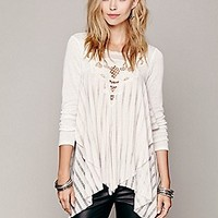 Free People  Hannah's Tiered Top at Free People Clothing Boutique