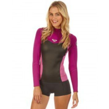 ROXY™ Ladies Syncro 2/2mm Long Sleeve Springsuit Wetsuit