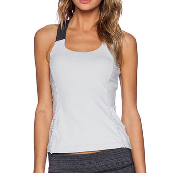 Vimmia Grace Tank in Gray
