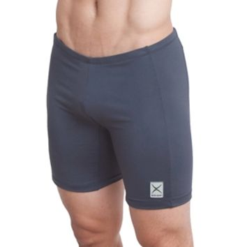 Eros Sport Core Active Mid-Thigh Shorts are best yoga clothing for men. Eros Sport has best bikram hot yoga and pilates apparel for men. Core Active Shorts are best for yoga, pilates, Crossfit, boxing and cross training.