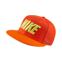 Nike Football Field Generals True Adjustable Hat  (Red)