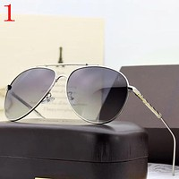 Louis Vuitton LV Men Fashion Summer Sun Shades Eyeglasses Glasses Sunglasses