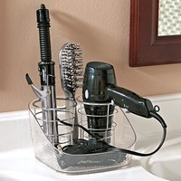 Hair Appliance Holder/Organizer @ Fresh Finds