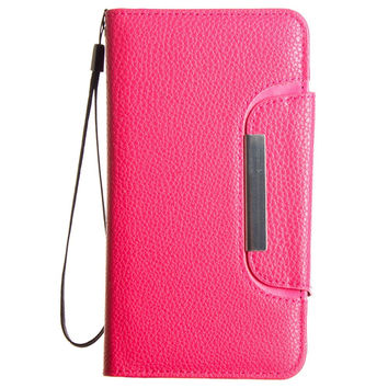 iPhone 7 Compact Wallet Case with Wristlet