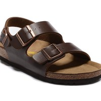 Men's and Women's BIRKENSTOCK sandals Milano Birko-Flor 632632288-120