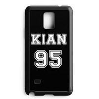 Kian Lawley 95 O2L Team Samsung Galaxy Note Edge Case