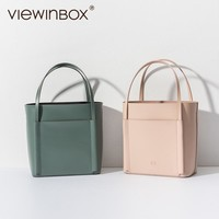 Viewinbox Original New Design High Quality Brand Women Handbag Casual Tote Bag Fashion Lady Messenger Bag Commute Shoulder Bags