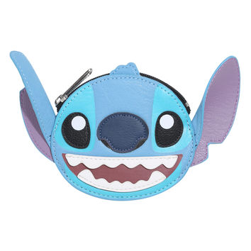 Loungefly Disney Lilo & Stitch Face Coin Purse
