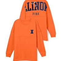 University of Illinois Bling Varsity Crew