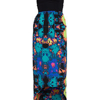 SHEILA MAXI WOMENS DRESS - HURLEY