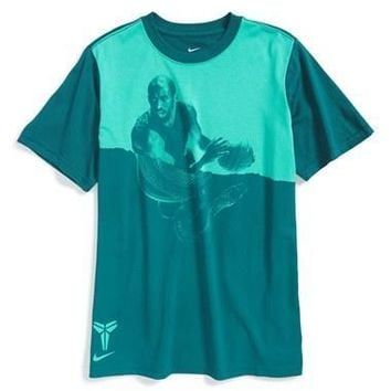 boy s nike kobe hero dri fit t shirt  number 1