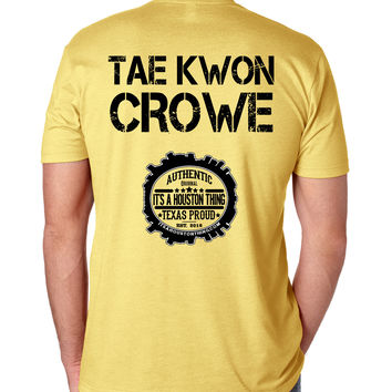 "Larry Crowe ""Be Someone"" TAE KWON CROWE"