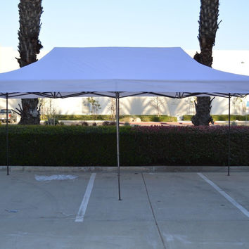 10x20 Canopy Commercial Fair Shelter