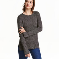 H&M Ribbed Sweater $14.99