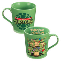 Turtle Power 12oz. Ceramic Mug