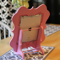 Ipad 2,3,4 frame with stand (you pick frame style and colors)