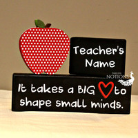 Personalized Teacher Appreciation Gift/Gifts for Teachers/Unique Teacher Gifts
