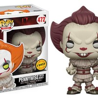 Stephen King's It Pennywise Clown Chase Pop! Vinyl Figure #472