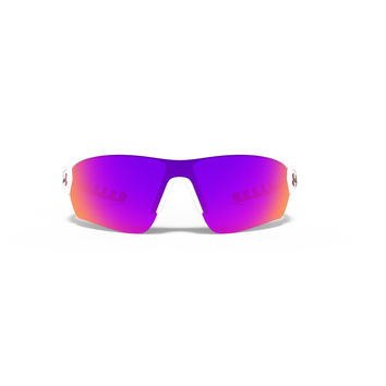 Under Armour Rival Sunglasses Shiny White/ Red