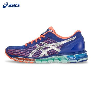 Original ASICS Women Shoes GEL-QUANTUM 360 CM Breathable Cushion Running Shoes Light Weight Sports Shoes Sneakers
