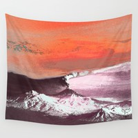 Out of this world  Wall Tapestry by anipani